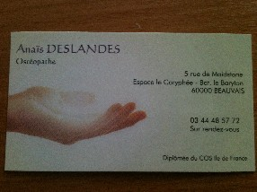 Deslandes Anaïs Beauvais