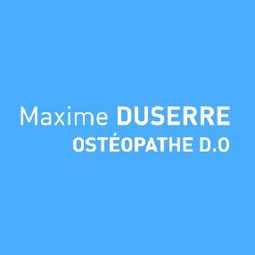 Cabinet d'Ostéopathie Maxime Duserre Nantes