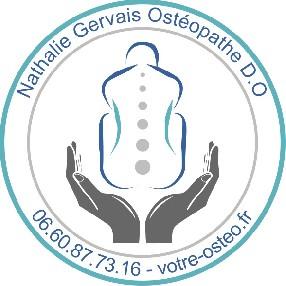 logo Nathalie Gervais, Ostéopathe Châtenay-Malabry