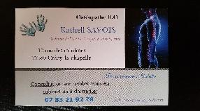 Ostéopathe D.O Crécy-la-Chapelle K.Savois  Crécy la Chapelle
