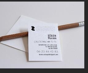Cabinet d'Osteopathie - Maxime BÉRION  Doubs