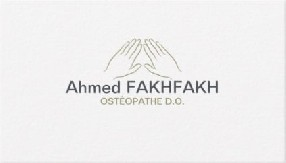 logo Cabinet d'Ostéopathie Ahmed FAKHFAKH
