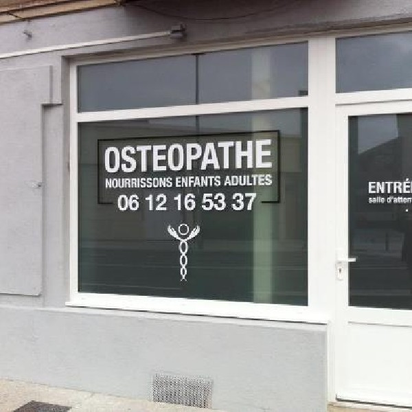 Ostéopathe Virginie Caparros Guillet Guilherand Granges
