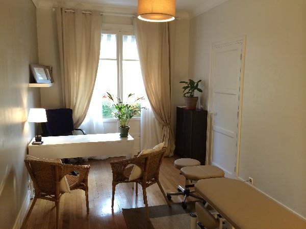 Cabinet d'Ostéopathie Raphaël BRASSENS - Paris 15 Paris
